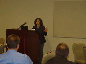 Ilene Rosoff Presenting at the 2011 PEDC Business Conference