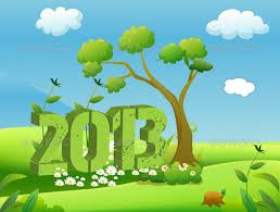 green-new-year