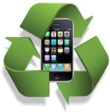 Smartphone-Recycling